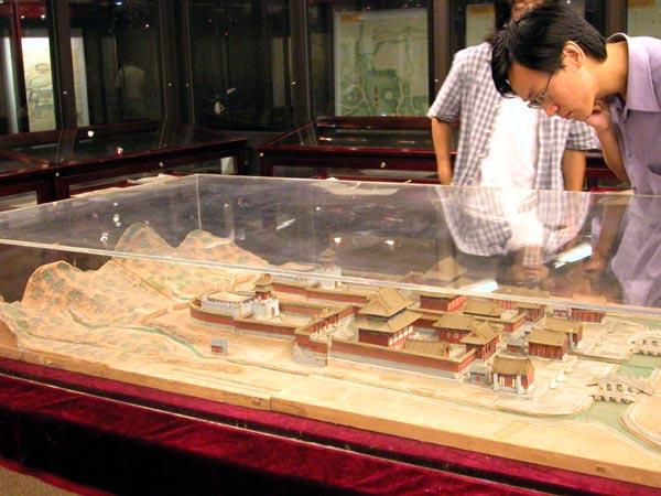 양식뢰(樣式雷) : 400년 황실건축세가