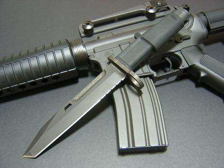 M4 & bayonet | BladeForums com