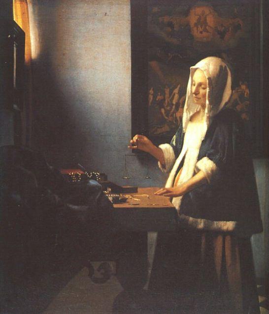 얀 베르메르-실내화